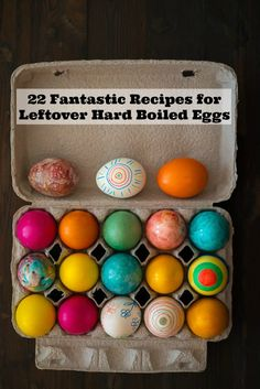 22 Fantastic Recipes for Leftover Hard Boiled Eggs -  BoulderLocavore.com
