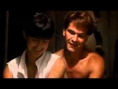GHOST - Demi Moore Patrick Swayze - Unchained Melody  - this scene <3