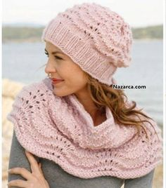 Women - Free knitting patterns and crochet patterns by DROPS Design Knitted Shawls, Crochet Scarves, Knit Crochet, Crochet Hats, Knitted Hat, Knitting Patterns Free, Knit Patterns, Hand Knitting, Drops Design