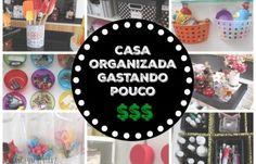 Organize sem Frescuras | Rafaela Oliveira » Arquivos » Organizando as sacolas plásticas de um jeito criativo e sustentável