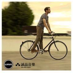 LINUS x 黑膠市集