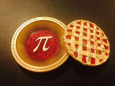 How do you make cherry pie better?  Make it trackable!  Pi day geocoin.  #IBGCp