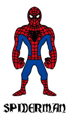 Spiderman スパイダーマン