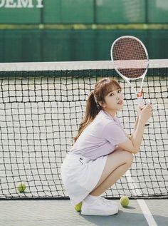 Kpop Girl Groups, Kpop Girls, Ailee, I Miss U, Kim Min, 2ne1, The Wiz, Tennis Racket, Yuri