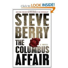 The Columbus Affair: A Novel by Steve Berry