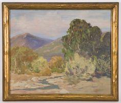 george bickerstaff artist | 10: George Sanders Bickerstaff oil painting on canvas,