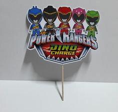 Bolo Power Rangers, Power Rangers Dino, Power Ranger Party, Power Ranger Birthday, 6th Birthday Parties, 4th Birthday, Power Ragers, Paw Patrol Birthday Cake, Festa Toy Story