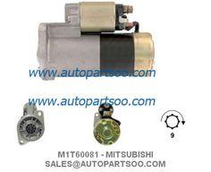 M1T60081 M1T60381 - MITSUBISHI Starter Motor 12V 1.2KW 9T MOTORES DE ARRANQUE Starter Motor, China, Motors, Porcelain