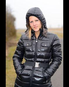 Blaumax Mantova downcoat #blaumax #daunenmantel #downcoat #downjacket #doudoune #winterfashion #moncler