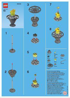 My Favourite: Lego instruction Lego Green Ninja, Legos, Lego Santa's Workshop, Lego Challenge, Micro Lego, Lego Boards, Lego Activities, Lego Craft, Lego Store