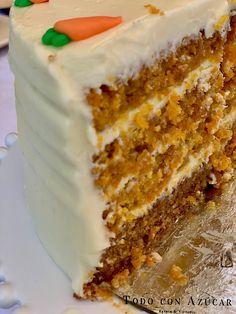 Owl Cakes, American Cake, Bakery Recipes, Sin Gluten, Carrot Cake, Chocolate, Coffee Cake, Vanilla Cake, Sweet Recipes