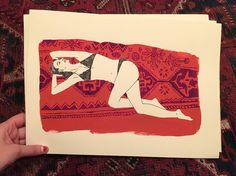 "Gefällt 3,466 Mal, 47 Kommentare - @juliarothman auf Instagram: ""More from the subway painting"""
