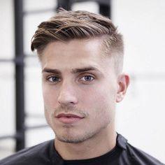 Haircuts for Thin Hair Men