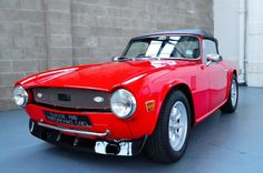 Used 1971 Triumph TR6 for sale in Glasgow   Pistonheads