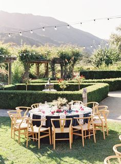 La Tavola Fine Linen Rental: Velvet Navy with Antibes Denim Napkins | Photography: Carlie Statsky and Michelle Beckwith Photography, Planning & Design: E Events Co, Florals: Seascape Flowers, Venue: Carmel Valley Ranch, Rentals: Chic Event Rentals and Revival Vintage Rentals, Tent: Zephyr Tents, Lighting: Got Light