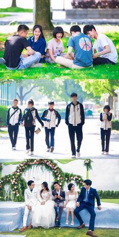Drama un Amor tan Hermoso . A love so Beautifull Meteor Garden, Asian Actors, Korean Actors, Kdrama, Tori Tori, Bts Boyfriend, Film Anime, Chines Drama, Drama Fever