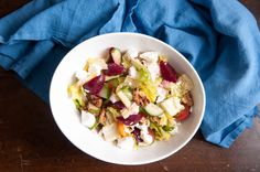 """Beet Virgin Salad recipe - ...new employee around here... She texted last week, and said, """" . . . today I touched and ate a BEET for the first time."""""""