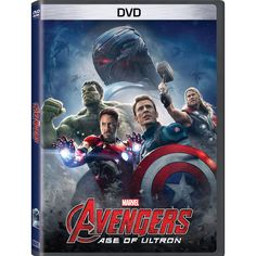 This sequel to the smash-hit comic-book epic THE AVENGERS finds the iconic superhero team dealing with a threat of their own making: a sentient robot called Ultron (voice of James Spader), who was originally designed as part of a peacekeeping program. ... http://www.overstock.com/10330185/product.html?CID=245307