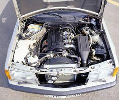 Mercedes-Benz W201 engine