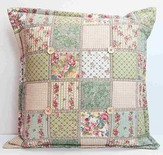 Ecetera Patchwork Cushion