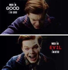 Jerome, Joker; Gotham. (Batman)
