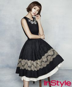 Jung Eum Hwang- instyle    #instyle #황정음