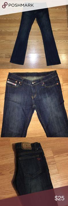 Diesel bootcut Jeans Size 29' length: 29' women's boot cut jeans in great condition Diesel Jeans Boot Cut