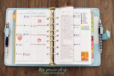 I've been a planner for practically my whole life. I've used some sort of planning system or calendar for years. I can even remember using one of those small plastic covered calendars with kittens o