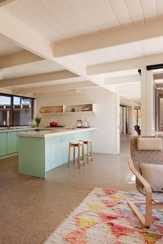 simple and understated kitchen
