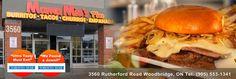 banner Toronto Star, Wood Bridge, Churros, Burritos, Hamburger, Restaurants, Tacos, Banner, Wanderlust