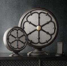 RH's 1928 Model E3 Small Speaker with Bluetooth®:A free-standing…