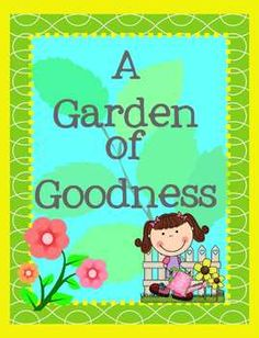 Garden of Goodness: Giving Compliments Spring Flower Writing Activity Fun Writing Activities, Class Activities, Cool Writing, Creative Writing, Giving Compliments, List Of Adjectives, Group Dynamics, Social Skills Lessons, Class Meetings