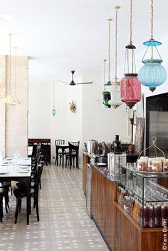 :: MG Road Restaurant 205 Rue Saint-Martin, 75003 Paris Tél : 01 42 76 04 32, réservation conseillée Du mardi au samedi, de 9h à minuit ::