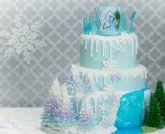 Resultado de imagen para frozen fever elsa cake
