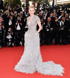 Naomi Watts in Elie Saab | Cannes 2015: Best Looks From The Red Carpet | The Zoe Report