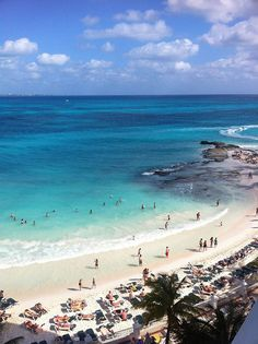 Cancun, Quintana Roo, Mexico - Oh, just wish I was here again! Can't believe it was three years ago already!