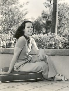 Hedy Lamarr - Photo by Clarence Sinclair Bull