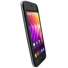 "SMARTPHONE WIKO IGGY 4.5"" BLACK 4.5/DUALCORE/512MB/4GB/ DUAL SIM/ANDROID 4.2.2 144,09€ PVP #tiendanexus"