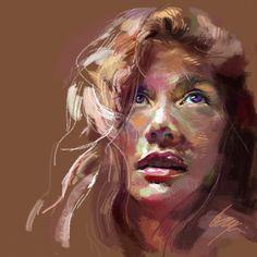Bayani Artist Portrait Sketches