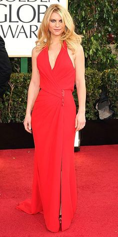 Claire Danes, Homeland, Best Performance By An Actress In A Television Series - Drama #goldenglobes2013