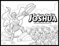joshua coloring pages 17 Best Joshua images | Bible stories, Bible coloring pages  joshua coloring pages