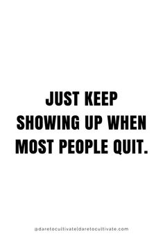 18 Daily Motivational Quotes You Need In 2018 This has been one of my biggest challenges. Sometimes you just don't want to but that's where strength is built. Quotes Dream, Life Quotes Love, Up Quotes, Daily Motivational Quotes, Great Quotes, Words Quotes, Quotes To Live By, Positive Quotes, Inspirational Quotes