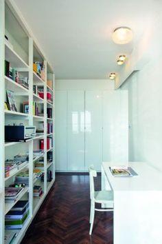 Proměna 2+1 v poválečné činžovní výstavbě   Pěkné bydlení