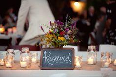 Virginia Vineyard Wedding Reception Chalkboard Sign 500x333 Ashley + Carlins Outdoor Virginia Vineyard Wedding