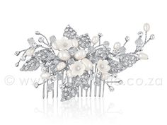 Pure White, Hair Comb, Fresh Water, Ceiling Lights, Pure Products, Pearls, Bridal, Decor, Dekoration