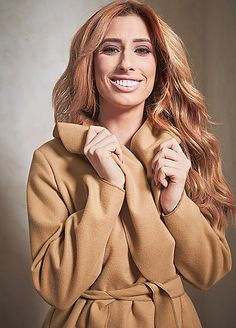 Lightweight Coat by Stacey Solomon