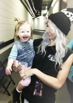 "wow she is so big now. But I will forever call her ""Baby Lux"" even when she is 25. I will pin a picture of her partying with her friends and caption it ""Awhh look at Baby Lux with her friendsss!"""