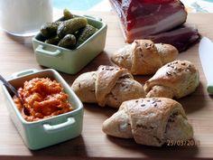 Hleb i so: Super brze kiflice sa integralnim brašnom