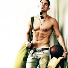 Channing Tatum; god's gift to women