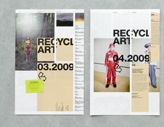 Editorial design has been with us for quite a long time. Magazine, newspapers and books are a good example of the importance of editorial design.